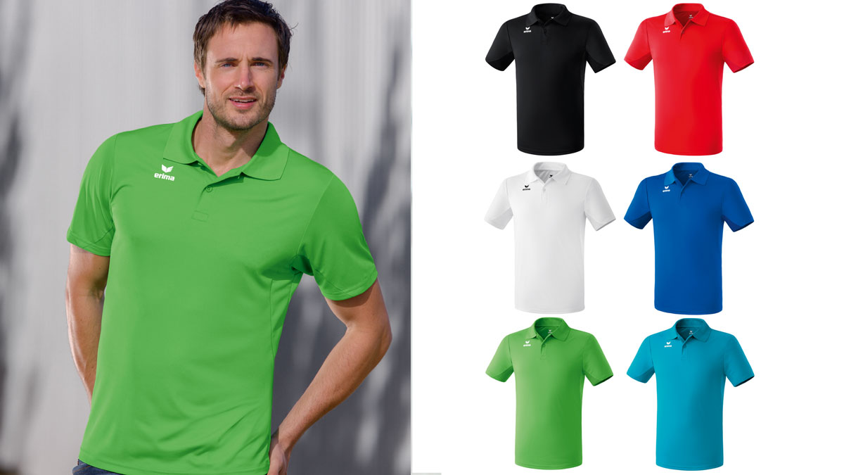 Erima Polo-Shirt
